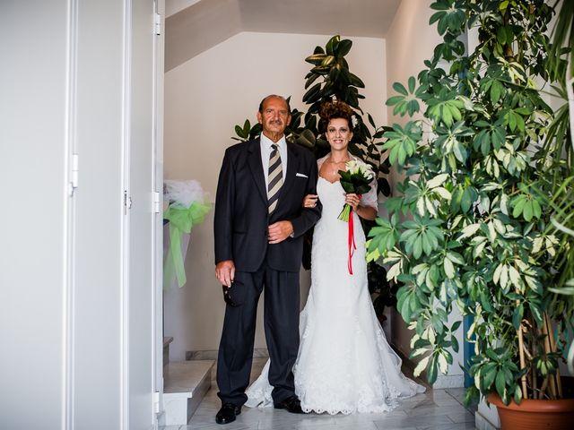 Il matrimonio di Nicole e Alessandro a Pontremoli, Massa Carrara 45