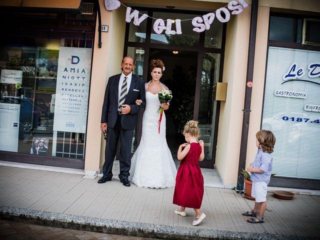 Il matrimonio di Nicole e Alessandro a Pontremoli, Massa Carrara 46