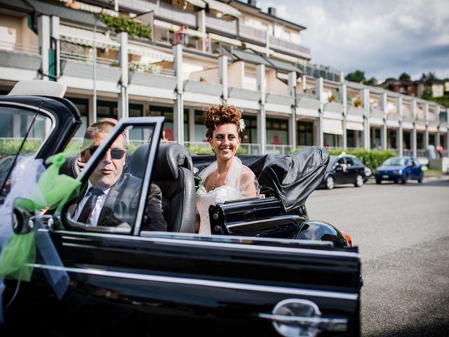 Il matrimonio di Nicole e Alessandro a Pontremoli, Massa Carrara 49