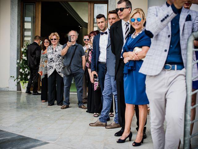 Il matrimonio di Nicole e Alessandro a Pontremoli, Massa Carrara 50