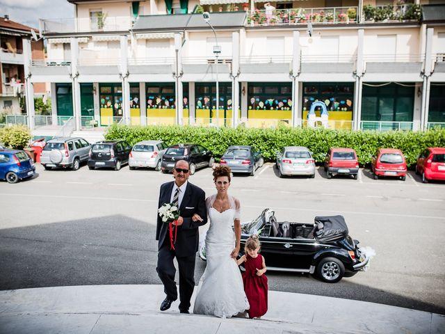 Il matrimonio di Nicole e Alessandro a Pontremoli, Massa Carrara 51
