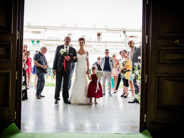 Il matrimonio di Nicole e Alessandro a Pontremoli, Massa Carrara 53