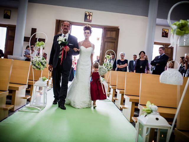 Il matrimonio di Nicole e Alessandro a Pontremoli, Massa Carrara 54