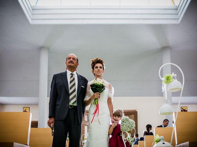 Il matrimonio di Nicole e Alessandro a Pontremoli, Massa Carrara 55