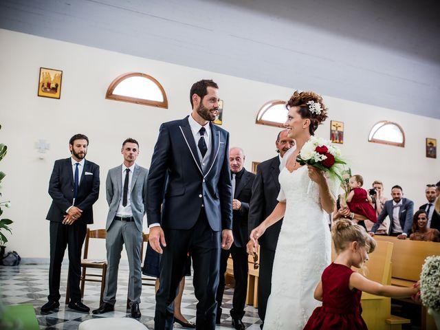 Il matrimonio di Nicole e Alessandro a Pontremoli, Massa Carrara 58