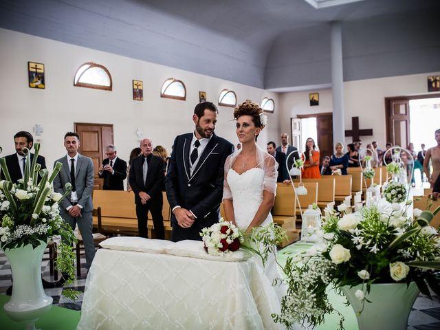 Il matrimonio di Nicole e Alessandro a Pontremoli, Massa Carrara 59