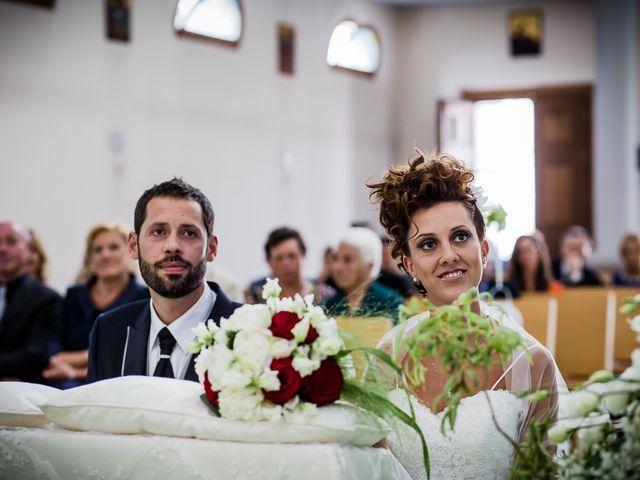 Il matrimonio di Nicole e Alessandro a Pontremoli, Massa Carrara 65