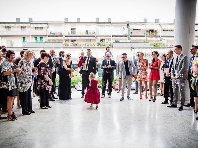 Il matrimonio di Nicole e Alessandro a Pontremoli, Massa Carrara 93