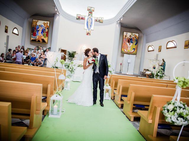 Il matrimonio di Nicole e Alessandro a Pontremoli, Massa Carrara 94