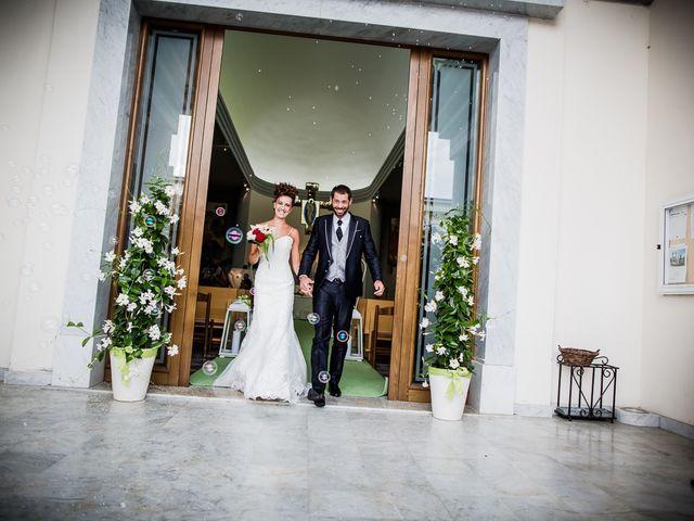 Il matrimonio di Nicole e Alessandro a Pontremoli, Massa Carrara 95