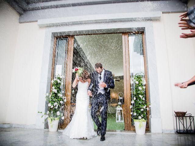 Il matrimonio di Nicole e Alessandro a Pontremoli, Massa Carrara 96