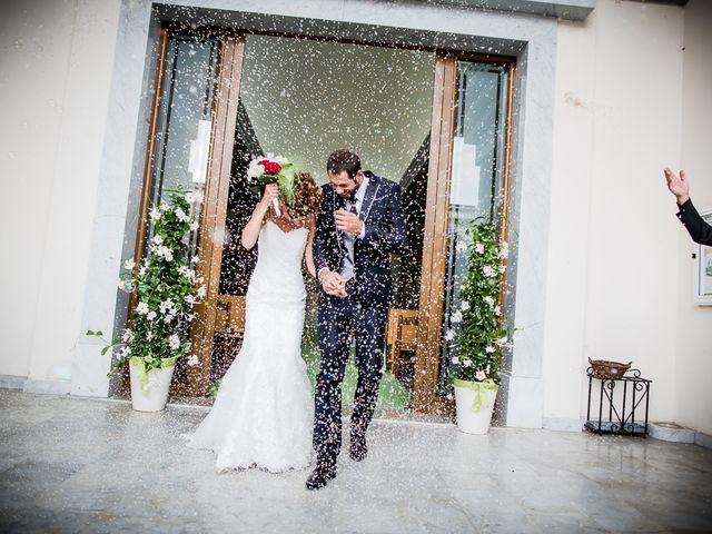Il matrimonio di Nicole e Alessandro a Pontremoli, Massa Carrara 97