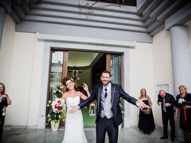 Il matrimonio di Nicole e Alessandro a Pontremoli, Massa Carrara 98