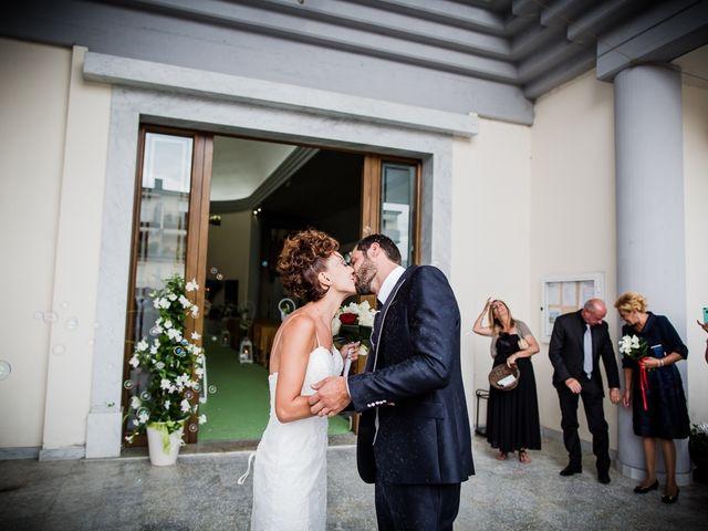 Il matrimonio di Nicole e Alessandro a Pontremoli, Massa Carrara 99