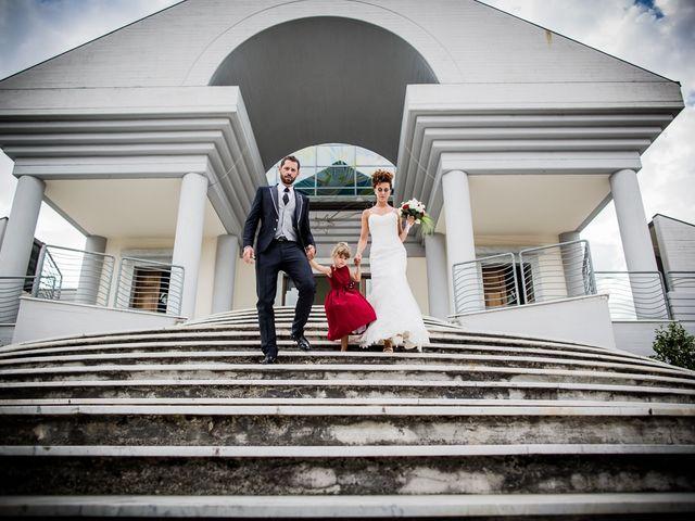 Il matrimonio di Nicole e Alessandro a Pontremoli, Massa Carrara 104