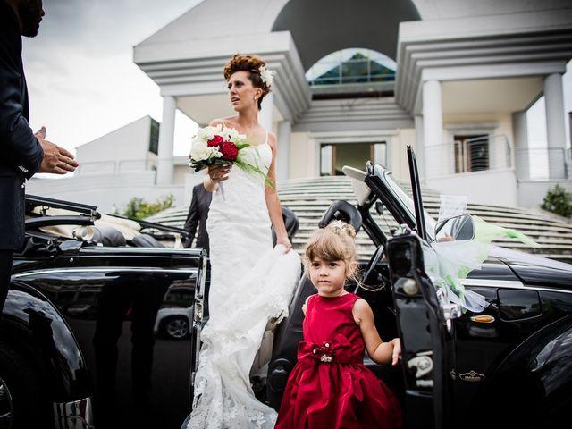 Il matrimonio di Nicole e Alessandro a Pontremoli, Massa Carrara 105