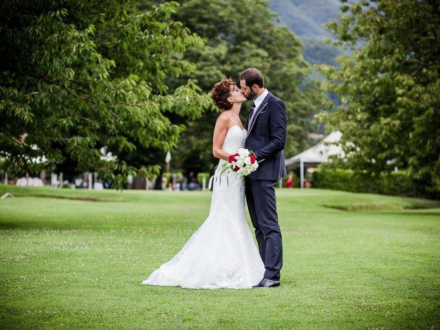 Il matrimonio di Nicole e Alessandro a Pontremoli, Massa Carrara 108