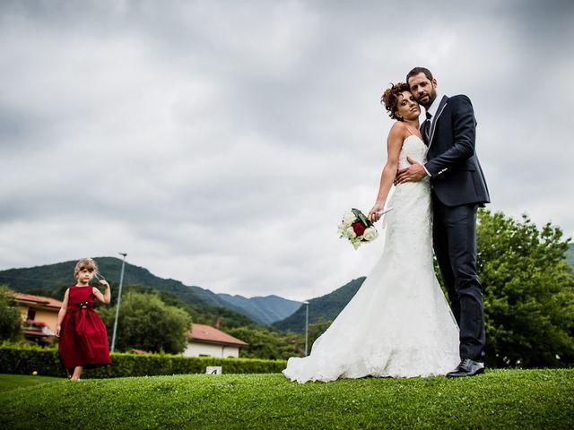 Il matrimonio di Nicole e Alessandro a Pontremoli, Massa Carrara 114