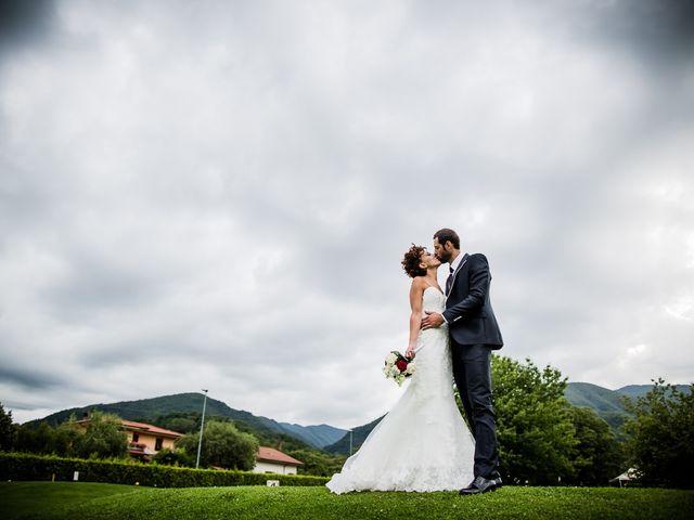 Il matrimonio di Nicole e Alessandro a Pontremoli, Massa Carrara 115