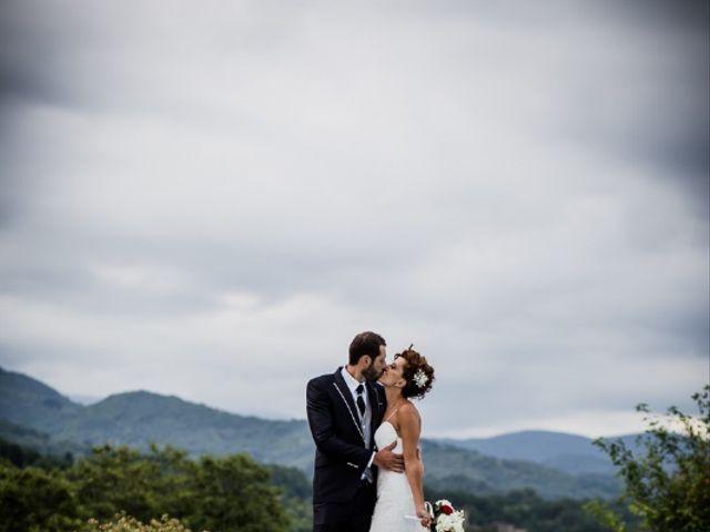 Il matrimonio di Nicole e Alessandro a Pontremoli, Massa Carrara 116
