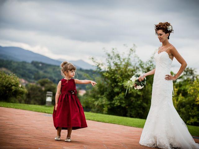 Il matrimonio di Nicole e Alessandro a Pontremoli, Massa Carrara 117