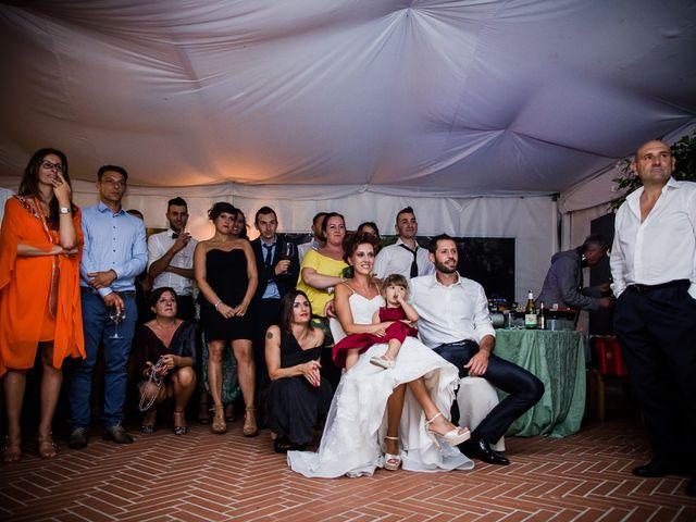 Il matrimonio di Nicole e Alessandro a Pontremoli, Massa Carrara 143