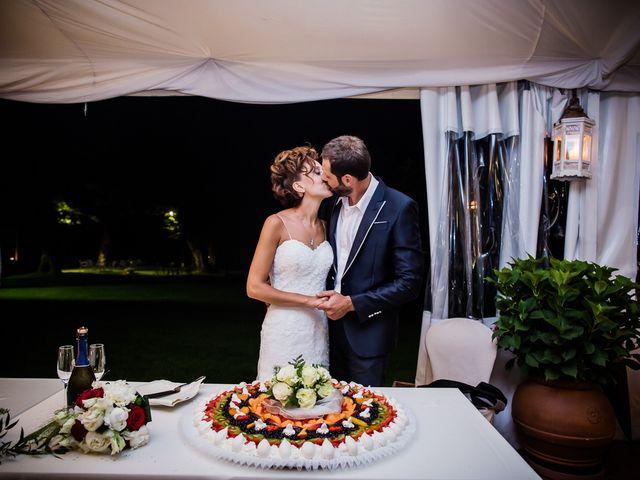 Il matrimonio di Nicole e Alessandro a Pontremoli, Massa Carrara 147