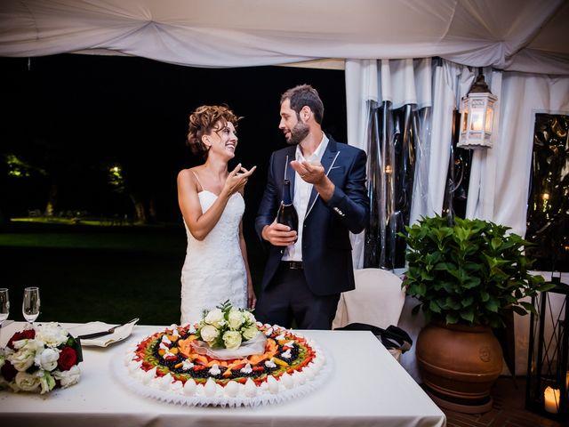 Il matrimonio di Nicole e Alessandro a Pontremoli, Massa Carrara 148