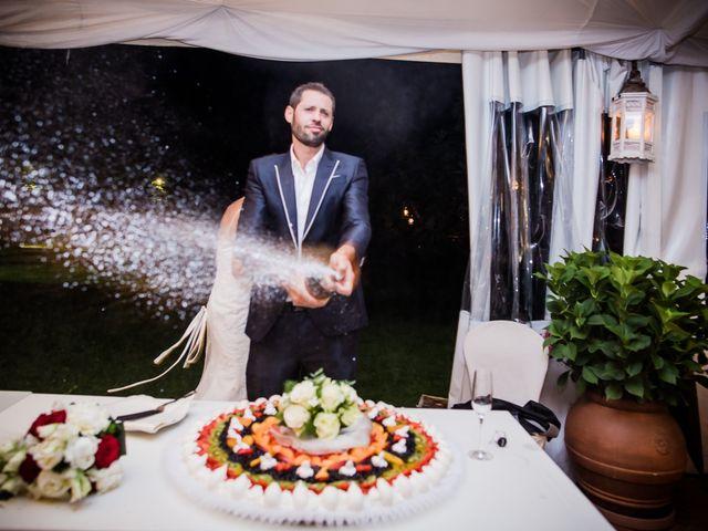 Il matrimonio di Nicole e Alessandro a Pontremoli, Massa Carrara 149
