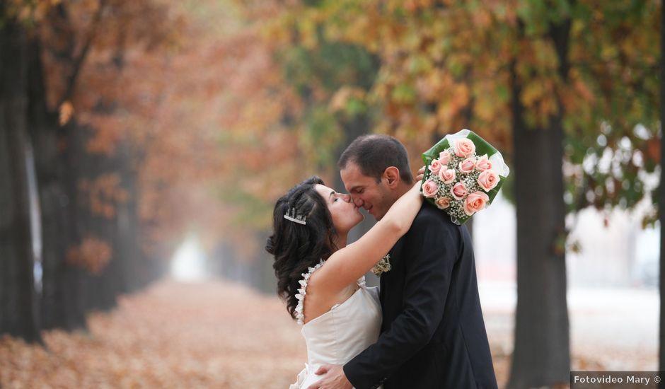 Il matrimonio di Giorgio e Aida a La Loggia, Torino