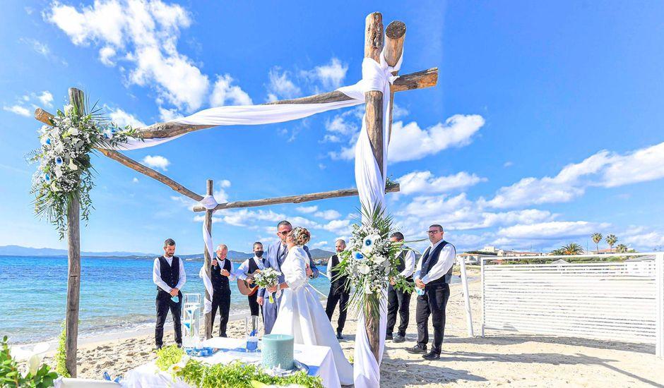 Il matrimonio di Roberto Antonio  e Margit  a Golfo Aranci, Sassari