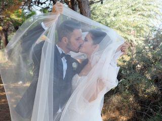Le nozze di Carola e Sandro