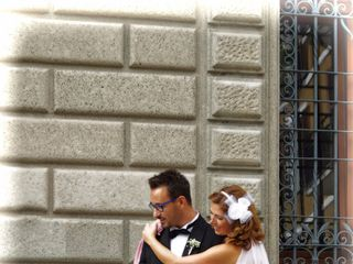 Le nozze di Paola e Luca
