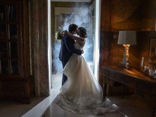 Le nozze di Stefania e Marsico