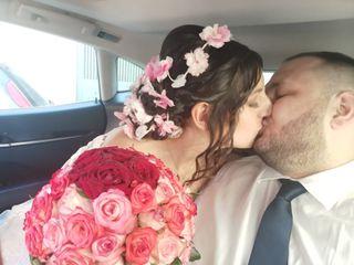 Le nozze di Gaetano e Vanessa