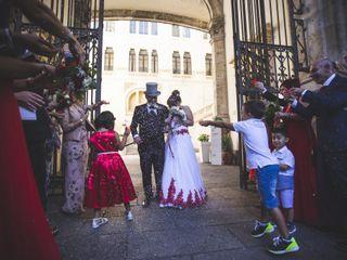 Le nozze di Dolores e Luca