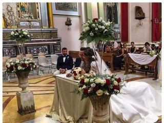 Le nozze di Maria Ivana e Alessandro