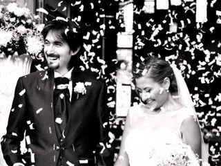 Le nozze di Vincenzo e Francesca 1