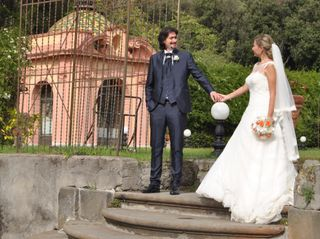 Le nozze di Vincenzo e Francesca