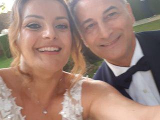 Le nozze di Liliana e Giuseppe