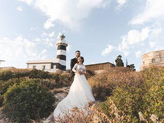 Le nozze di Mattia e Erika