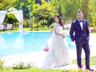 Le nozze di Fatima e Alfredo
