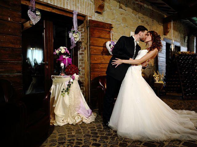 Le nozze di Emiliano e Georgia