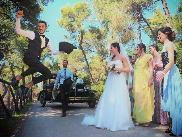 Il matrimonio di Sandro e Carola a Chieti, Chieti 1