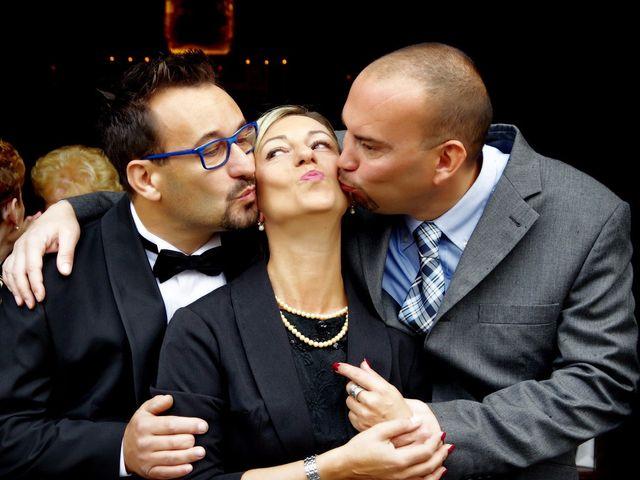 Il matrimonio di Luca e Paola a Mandello del Lario, Lecco 15