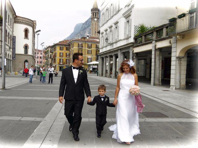 Il matrimonio di Luca e Paola a Mandello del Lario, Lecco 33