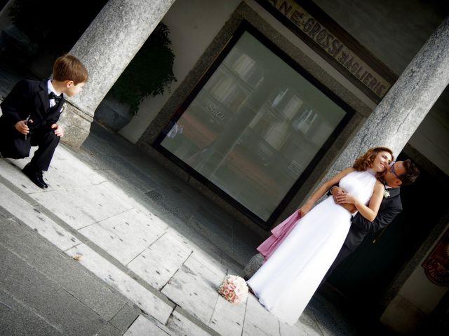 Il matrimonio di Luca e Paola a Mandello del Lario, Lecco 36