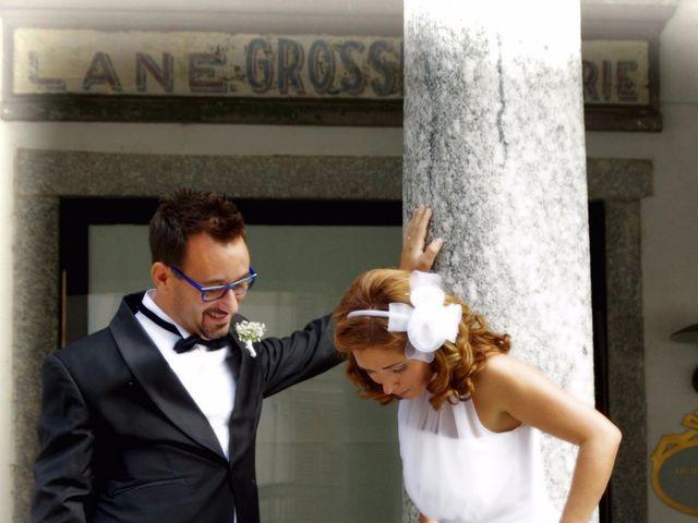 Il matrimonio di Luca e Paola a Mandello del Lario, Lecco 37