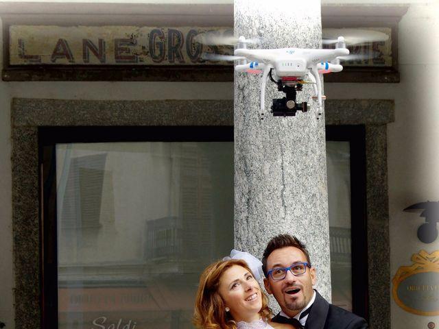 Il matrimonio di Luca e Paola a Mandello del Lario, Lecco 39