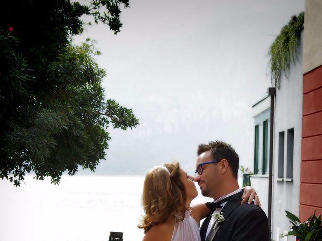 Il matrimonio di Luca e Paola a Mandello del Lario, Lecco 41